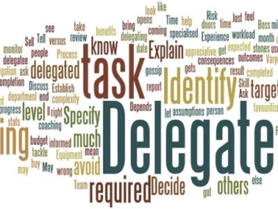 Techniques for Effective Delegation